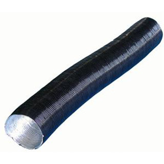 60MM PAK Hot Air Duct 10 FT
