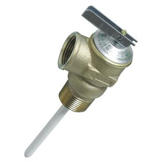 10473 Water Heater Pressure Relief Valve, Kuuma Products by Camco