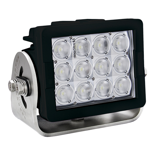 Imtra Offshore 12-LED Marine Deck Light, DC, 84W, 10°