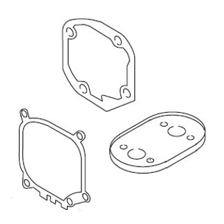 5010159A Gasket Set Webasto AT2000 D/S/ST/STC GASKET KIT Repair Part