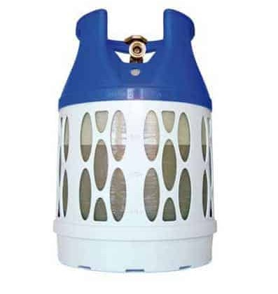 1420-0017 #17 COMPOSITE PROPANE CYLINDER BY VIKING