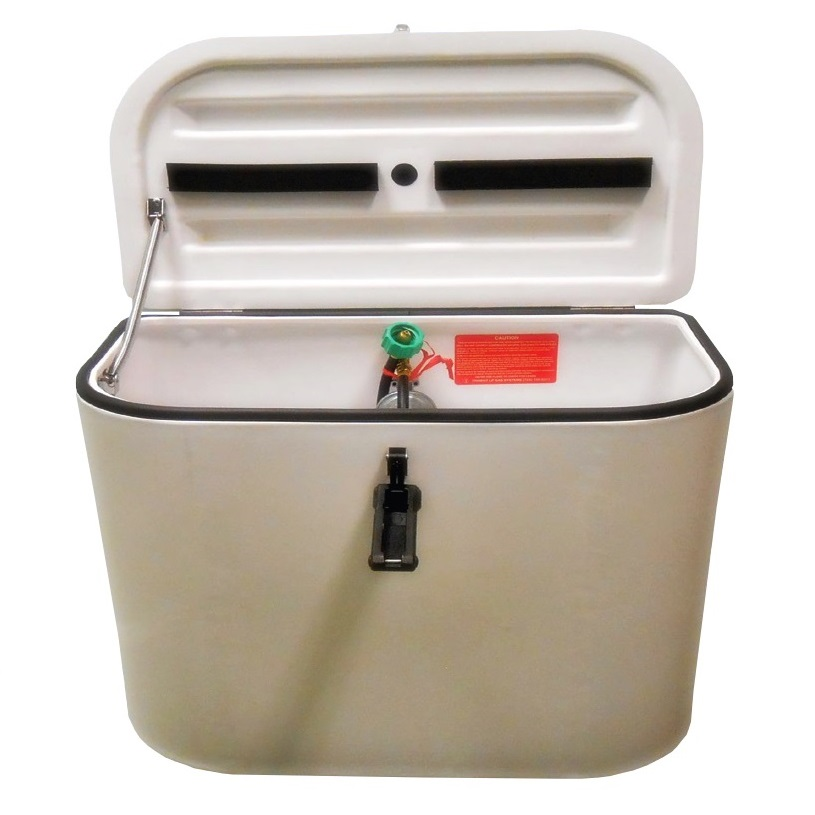1602-1720-Kit Lpg Dual 17# Composite Locker