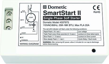 290339975 Smartstart Iii 115v 60hz 16 Amp By Dometic