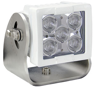 Imtra Offshore 5-LED Marine Deck Light, DC, 35W, 10°