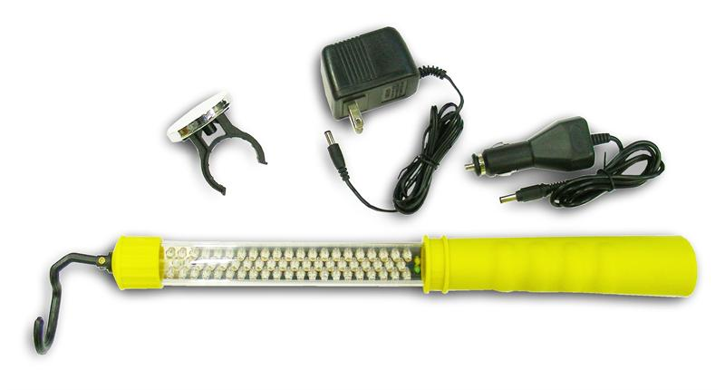 Power Port 62 LED 7.4V Lithium-Ion Rechargeable Work Light