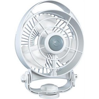 Caframo MODEL 748 White Bora 12 Volt Fan