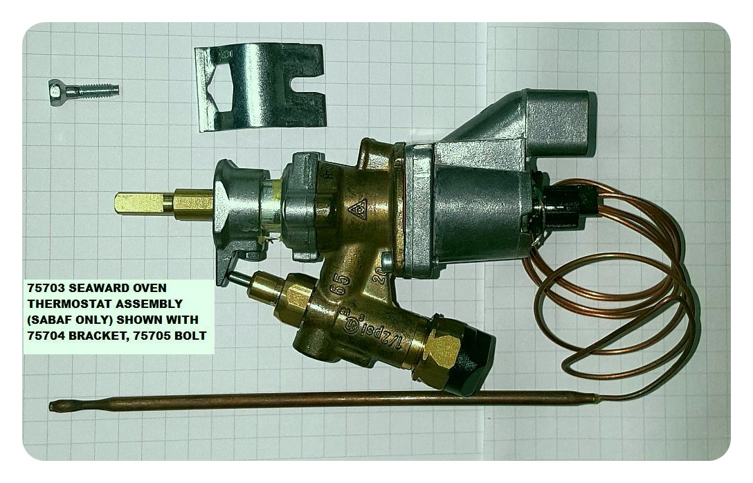 75703 Sabaf Thermostat Seaward Repair Part by Whale Marine
