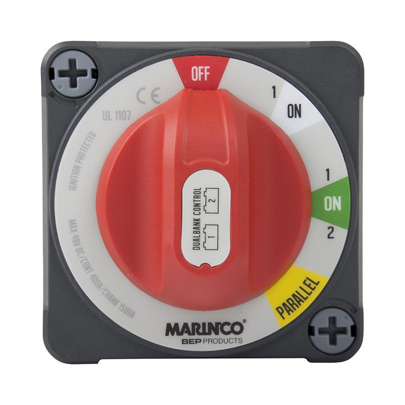Bank Of Marin Stock Quote: Marinco BEP-772-DBC-EZ Pro Installer 400A EZ-Mount Dual