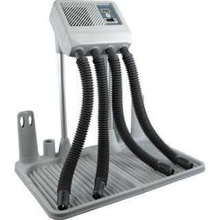 Caframo Model 7801 Work'n Play Drying Station Boot Dryer