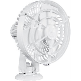 Caframo MODEL 817 White Kona 12 Volt Fan