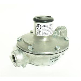 Fisher 912-101 350,000 BTU/HR Propane (LPG Gas) Regulator