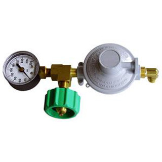 Seaward 93141-L Propane Regulator Assembly, LPG Locker Regulator Kit
