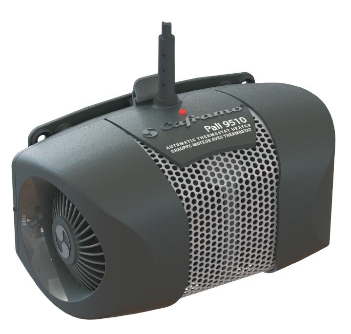 Caframo Model Pali 9510 400w 120 Vac Engine Compartment Heater