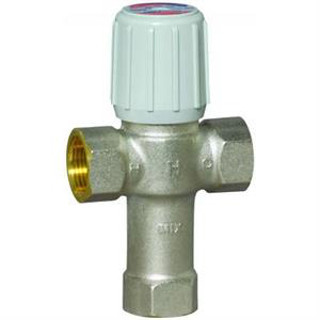 Honeywell AM100-1LF Sparco Thermostatic Mix Valve, 1/2