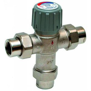 Honeywell AM100-UT-1 Sparco Mix Valve 1/2