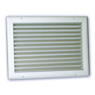 V8x6RA Aluminum Return-Air Grill 8