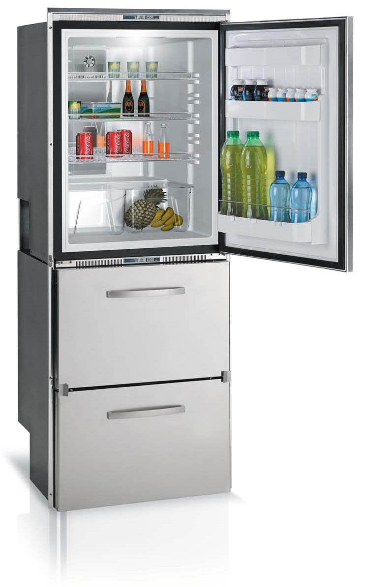 Dw360ixn4 Dsv 1 10 5 Cf Ac Dc Ss Refrigerator W Drawer