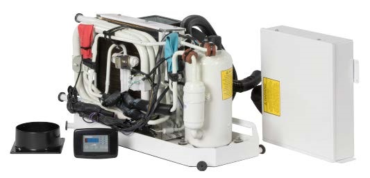 FCF-16000 Feel Cool Fast Platinum Marine Air Conditioner by Webasto