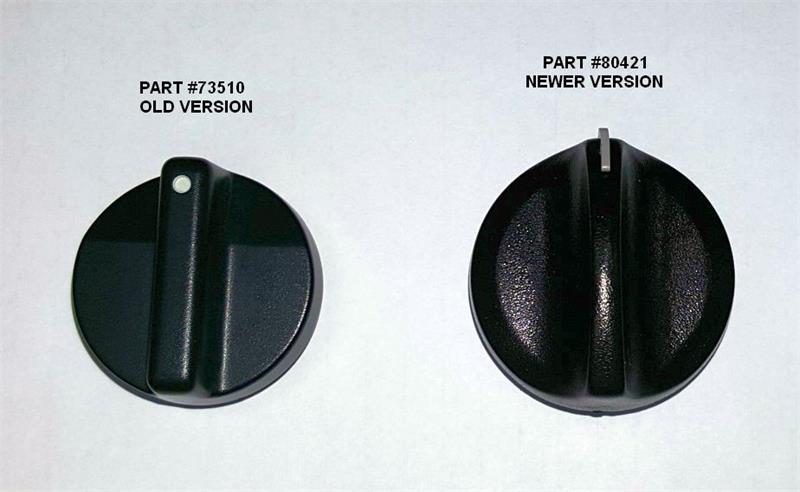 73510 Knob Sourdillion Valve Old Style New P 80421 Seaward