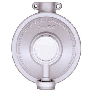 Fairview Fittings GR-800 175,000 BTU/HR Propane (LPG Gas) Regulator