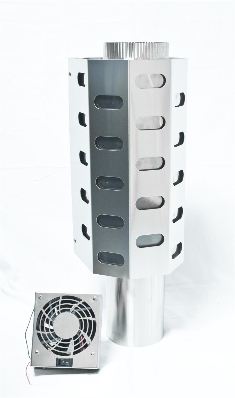 Dickinson 00 Hea3 3 Quot Heatex Stack Robber Kit