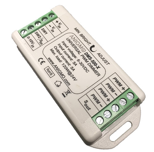ILDMS-500-X DMS-500 Universal Low Voltage LED Dimmer, 5A
