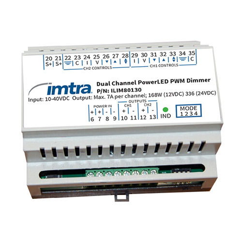 ILIM80130 PowerLED Dimming Control Module, 2-Channel