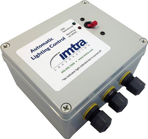 ILIM90000 Automatic Lighting Control Box