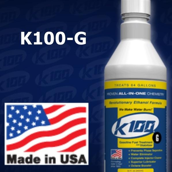 K100g fuel treatment