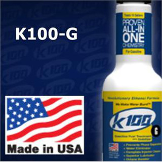K100-G 8 oz. Gas Fuel Treatment