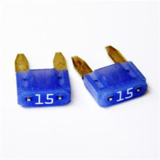 Camco 65147 15 Amp Mini Blade ATM Fuse - 2 Pack
