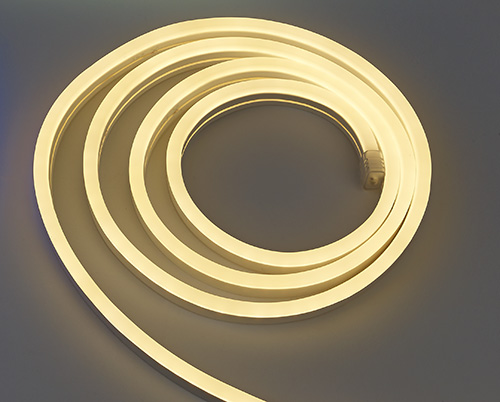 new concept 93a6a e28c5 ILEML-WW-24LED Neon LED Rope Light, Top Emitting, Warm White, 24V