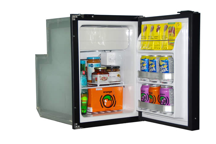 Nova Kool R1900 1 9 Cu Ft Ac Dc Single Door Refrigerator