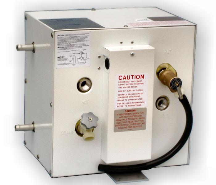 Seaward S300 Marine Electric Water Heater With Side Heat