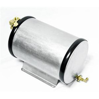 24-001 2 Gallon Stainless Fuel Tank