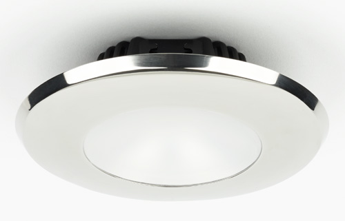 ILIM32120 Sigma Large PowerLED, Stainless Steel, Warm White,
