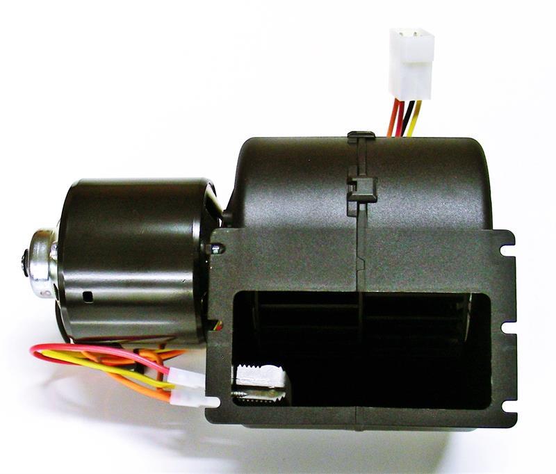 Low Profile Blower : Spal low profile speed blower volt cfm