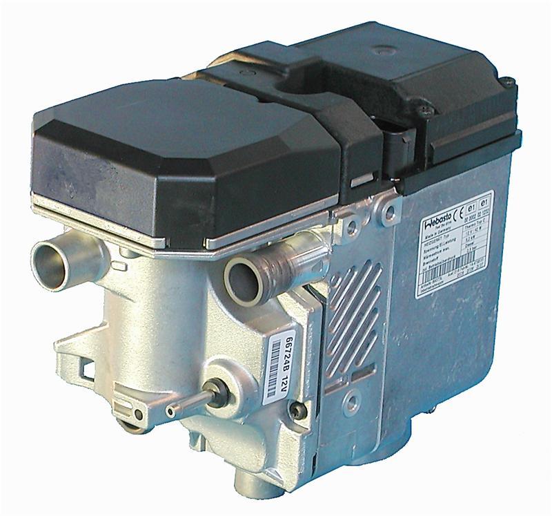 Webasto Tsl17 17 000 Btu Hydronic Marine Heater With Surewire