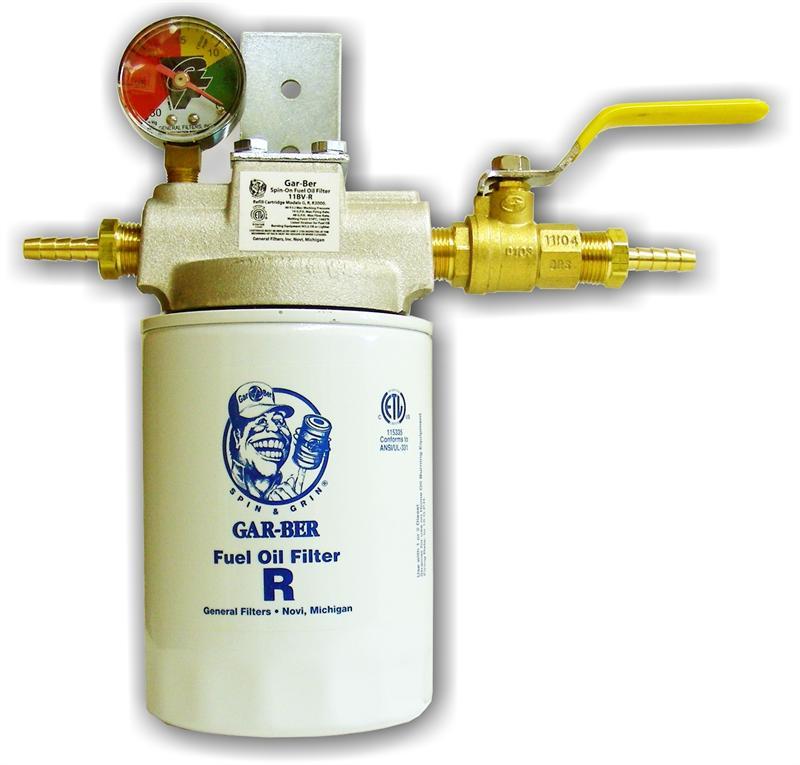 Gar-Ber W11BVRK Diesel Fuel Filter Kit | Re Fuel Filters Diesel |  | Sure Marine Service