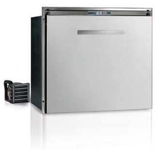 DW100RXN4-ES-1(Old #DW100BTXAC) 3.3 cf AC/DC Single S/S Drawer Freezer