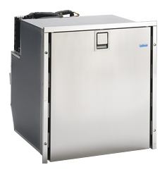 Isotherm Drawer 65 SS INOX 2 3 CU FT AC/DC Frost Free Refrigerator