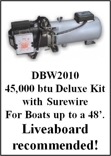 DBW2010 Deluxe Heater Kit Pricing
