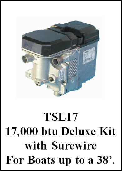 TSL17 Deluxe Heater Kit Pricing