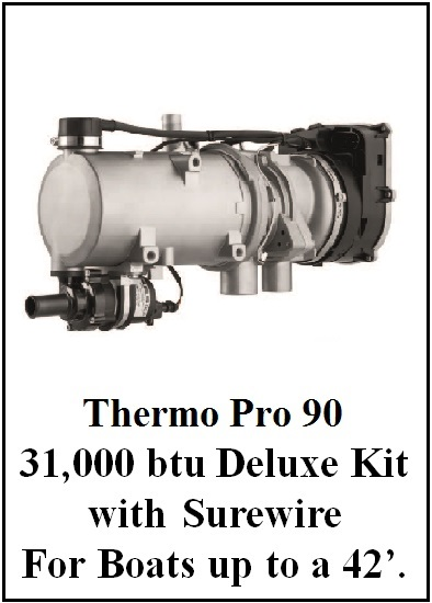 Thermo90ST Deluxe Heater Kit Pricing