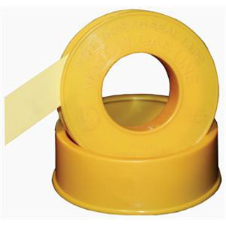 G32-034 Yellow TFE Tape 1/2